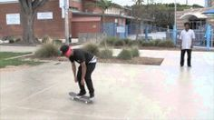 BLINDFOLDED Game of SK8 | Lamont Holt vs. Jerell Ware - http://DAILYSKATETUBE.COM/blindfolded-game-of-sk8-lamont-holt-vs-jerell-ware/ - http://www.youtube.com/watch?v=IPhEN55a-I8&feature=youtube_gdata  Comment below & let us know who you want to see battle next BLINDFOLDED! Instagram - @LamontHolt @Jerell Ware. - BLINDFOLDED, game, holt, JERELL, lamont, WARE