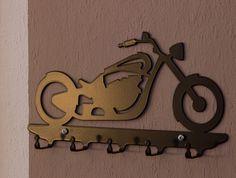 The Most Adorable Diy Key Holder Ideas Metal Artwork, Metal Wall Art, Wood Art, Laser Art, Old Picture Frames, Wall Key Holder, Wall Clock Design, Scroll Saw, Metal Crafts