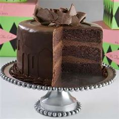 This is a OMG Moment!! Love chocolate cake!!!