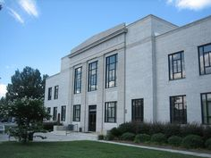 Cook County Courthouse in Adel, Georgia by ParkHaven13, via Flickr (Photo Credit: James Newberry)