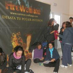 Cualquier sueño comienza como una pequeña idea #caminaporelfuego #sisepuede #firewalking #motivacion  www.caminaporelfuego.com