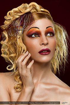 Sesión de fotos con el fotógrafo Juan Gavina, la maquilladora María Navarro y el peluquero Juan Gares  http://www.elbolsodemaribel.com/this-is-fantasy/