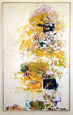 Spring 2014 story highlighting an exhibit at the Williams College Museum of Art in spring and summer 2014. WILLIAMSTOWN -- Joan Mitchell was among a handful of women, like Helen Frankenthaler, Grace Hartigan and Lee Krasner, who made names for themselves