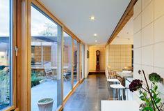 Hedge House, Mole Architects