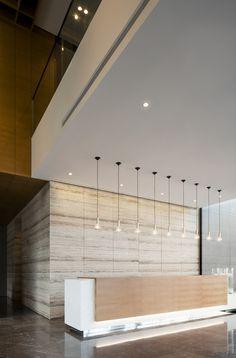 三个盒子相遇的空间——路劲地产上海院子雅院售楼中心 6020654