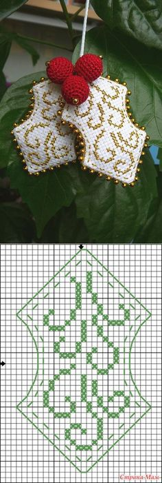 Thrilling Designing Your Own Cross Stitch Embroidery Patterns Ideas. Exhilarating Designing Your Own Cross Stitch Embroidery Patterns Ideas. Biscornu Cross Stitch, Xmas Cross Stitch, Cross Stitch Charts, Cross Stitch Designs, Cross Stitching, Cross Stitch Embroidery, Cross Stitch Patterns, Cross Stitch Christmas Ornaments, 3d Christmas