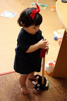 Mini Kiki - Kiki's Delivery Service This is probably the cutest costume i've…