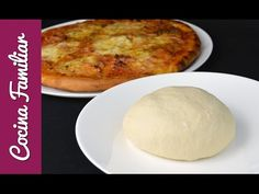 Masa para pizza al estilo italiano