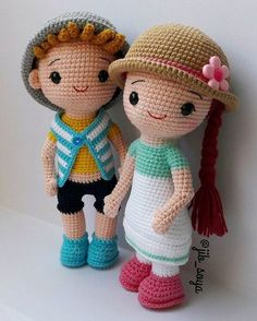 Ideas Knitting Art Cowls For 2019 Free Crochet Bag, Crochet Dolls Free Patterns, Crochet Gifts, Amigurumi Patterns, Cute Crochet, Amigurumi Doll, Crochet Toys, Wedding Doll, Knit Art