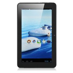 SoXi X18 Dual Core 7 Inch MID Tablet PC Android 4.1 8GB Dual Camera Color White
