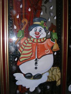 1000 images about vitrine noel on pinterest deco noel for Decoration vitrine noel exterieur