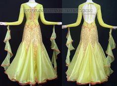hot sale ballroom dance apparels,sexy ballroom dancing gowns:BD-SG2547
