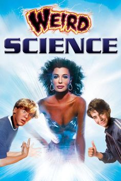 """Filmmaker John Hughes is at it again, giving nerdy computer whiz Ilan Mitchell-Smith and his best friend, Anthony Michael Hall, power to create the """"perfect woman"""" (Kelly LeBrock). Like a computer-generated fairy godmother, the duo's out-of-this-world creation guides the pair through the pleasures and pitfalls of adolescence."""