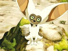 "Winged Lemur | Beginner's Guide To The Outrageous Animals Of ""Avatar: The Last Airbender"""