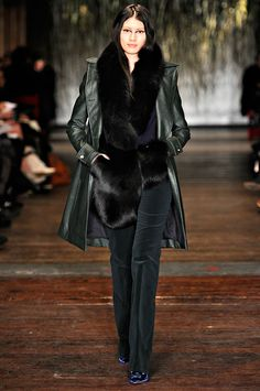 Monday Work Wear: With Fall 2012 Color Inspiration