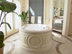 French Style Bathroom | HGTVRemodels.com