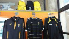 ya tenemos los nuevos productos de Ropa deportiva oficial del #Safyde #Uex