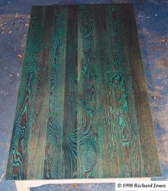 iron sulfate wood stain - Google Search