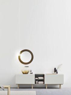 esperanto meuble pour salle de bain by rexa design design monica graffeo - Designer House Accessories