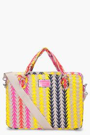 Marc By Marc Jacobs Multicolor Pretty Laptop Case