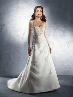 Alfred Angelo 2225 Wedding Dress $490