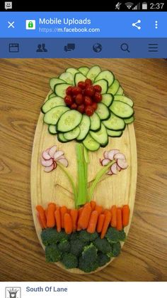 Relish tray idea