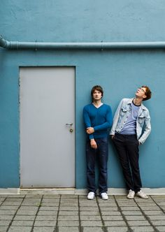 King of Convenience. This duo geniuses should make more music. I miss them very much.