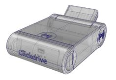 Clickdrive Industrial Design