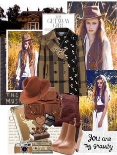 """""""Where have all the cowboys gone?"""" by bittersweet89 ❤ liked on Polyvore"""