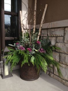 Image result for fall planters