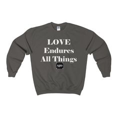 From Our Love Collections Heavy Blend™ Adult Crewneck Sweatshirt