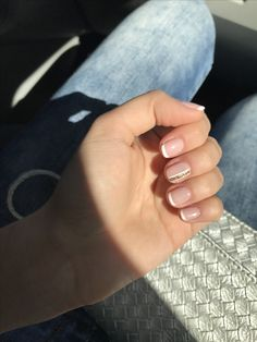 Nails ideas #french #nails #ideas