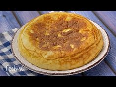 Stuffed Spanish Omelette with ham and cheese: a very tasty recipe to try! Ham And Cheese Omelette, Spanish Omelette, Breakfast Recipes, Dinner Recipes, Sliced Ham, Spanish Tapas, Easy Food To Make, Frittata, Sandwiches