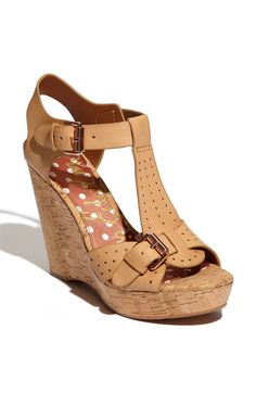 I have & Love these, great wedge sandal and fabulous neutral color, super comfy! Sam Edelman 'Karli' Wedge | Nordstrom