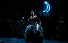 """The Isango Ensemble has adapted """"The Magic Flute"""" for South African accents, rhythms and interpretations at the New Victory Theater."""