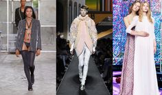 Get a front row look at the Autumn-Winter 15-16 runway shows of LVMH Fashion Houses. #PFW #LVMH #Dior #Fendi #Givenchy