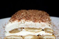 Tiramisu Creme, Baking, Sweet, Ethnic Recipes, Easy, Shake, Chef Recipes, Italian Desserts, Dessert Ideas