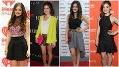 A inspiração de hoje é a atriz Lucy Hale. Veja os look's lindos dela.  LINK: http://www.andreinasouza.com/2015/07/super-estilosa-lucy-hale.html