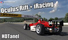 F1 racing and the Oculus Rift