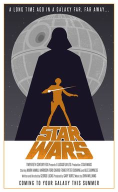 Star Wars Poster Art Print