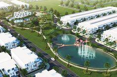 Melosa Garden quận 9 tinh tế trong từng đường nét   Công ty cổ phần Bất Động sản Techcomreal