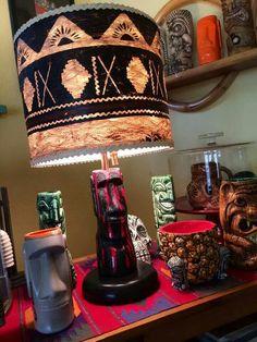 Tiki Art, Tiki Tiki, Tiki Hawaii, Tiki Bar Decor, Tiki Lounge, Vintage Tiki, Tiki Torches, Polynesian Culture, Tiki Room