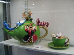 alice in wonderland figurines collectibles - Google Search