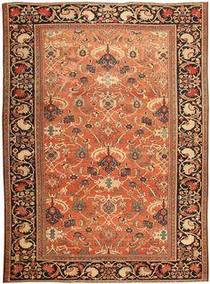 Sultanabad Antique Rug