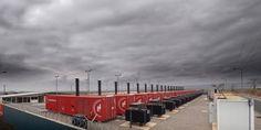 Obra civil Power Plant Angola - Arquitania Business