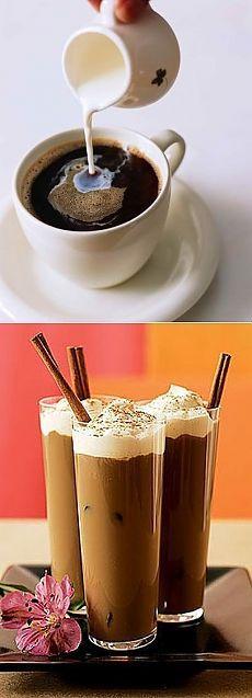 Кофе. ТОП 6 - рецептов!