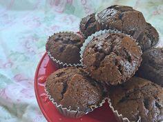 Da Panela para o Coração : Queques de chocolate e laranja