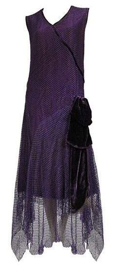 Dress 1920s.