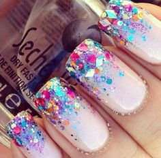 Stylish Nail Art Ideas For Happy Birthday ( A second part ) | Fashion Te