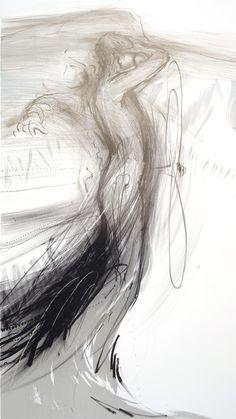 """Grey"" lito by Runi Langum, Norway Norwegian Vikings, Drawing Sketches, Drawings, Scandinavian Art, Norway, Fine Art, Color, Tatoo, Art"